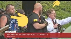 Pro-militia Michigan Sheriff Refuses to Resign Despite Public and Professional Disapproval