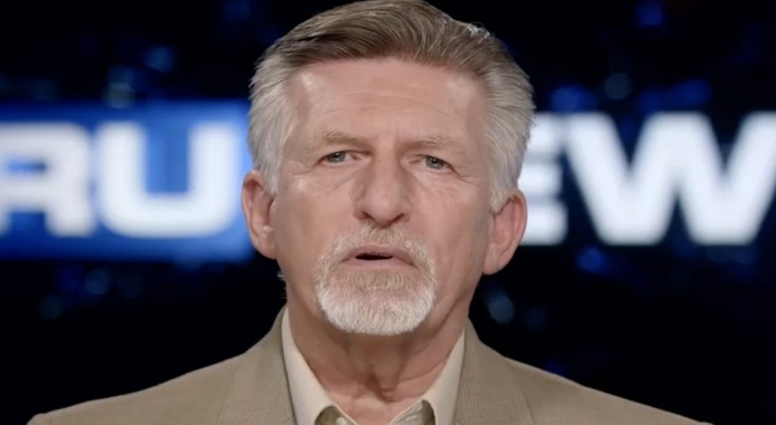 Pastor Rick Wiles: Trump was infected by a 'weaponized drone' that sprayed COVID in the Rose Garden!