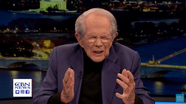 Pat Robertson Prophesies That Trump Will Win Reelection, Then the End Times Will Begin!