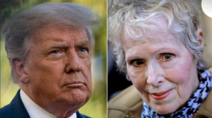 Judge rules DoJ cannot be the defendant in E Jean Carroll's rape defamation lawsuit against Trump