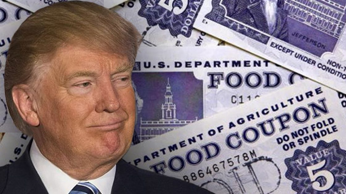 Federal judge strikes down Trump's plan to end food stamp benefits for 700,000 unemployed Americans