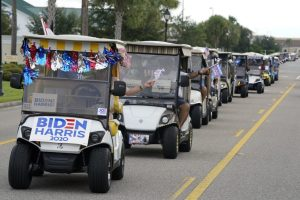 Joe Biden speaks to older Americans in Florida