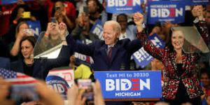 Watch Live:  Joe Biden Speaks in Michigan on Healthcare