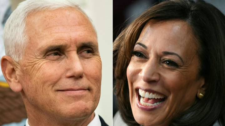 Watch the 2020 Vice Presidential Debate: Senator Harris versus VP Mike Pence