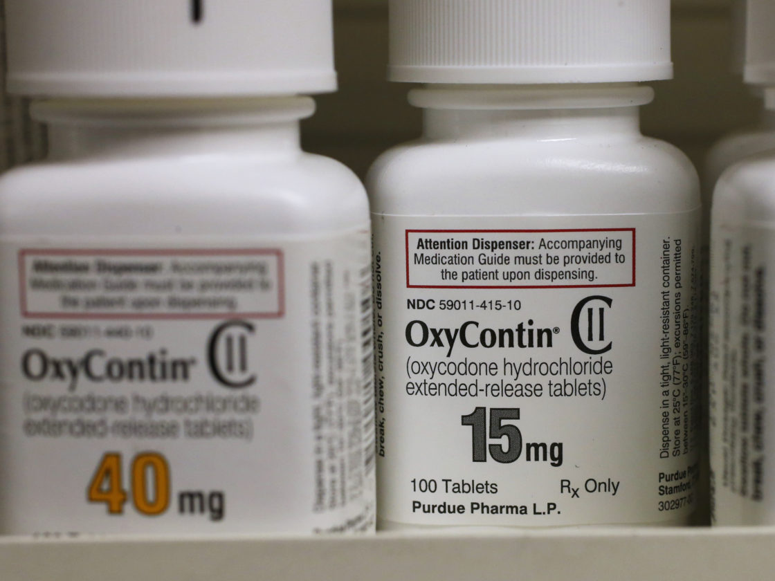 Purdue Pharma maker of OxyContin will plead guilty to federal criminal charges, pay $8 billion, and close the company