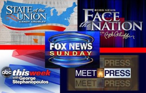 Sunday Shows: Eric Trump has no clue what a vaccine is: Larry Kudlow: 'we're learning to live with the virus,' and Trump claims he's immuned from the Trumpvirus