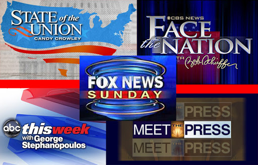 The Sunday Shows: Lara Trump is a POS, Trump sycophants defend his dangerous rhetoric, and Gov. Whitmer calls him out