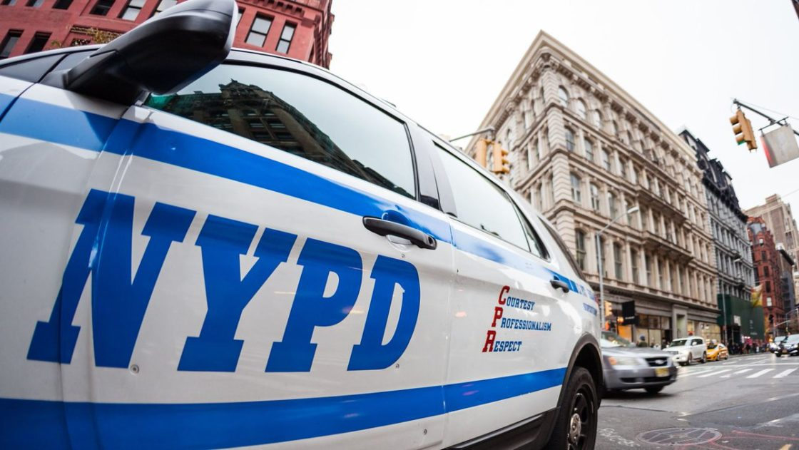NYPD Officer Suspended After Blasting 'Trump 2020' From Patrol Car Loudspeaker