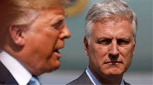 Trump's National Security Advisor Robert O'Brien Says It Looks Like Biden Has Won