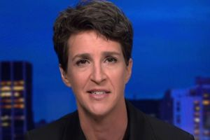 MSNBC's Rachel Maddow is quarantining after a 'close contact' tested positive for the coronavirus
