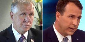 North Carolina sends Thom Tillis back to the Senate