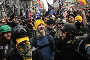 Proud Boys' D.C. Hotel Hangout Shutting Down On Jan. 6 'Wild Protest' Day