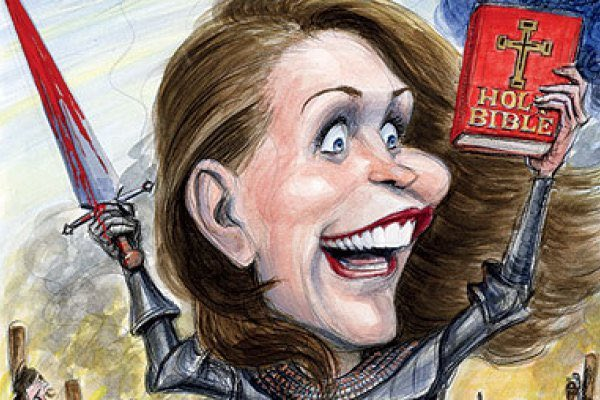 Michele Bachmann: Ever Since Election Night, I feel Like I'm Being 'Abused by Satan'!