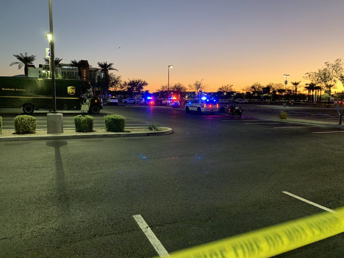 GUNZ: Fight Leads to Two Men Shot in Westgate Parking Lot