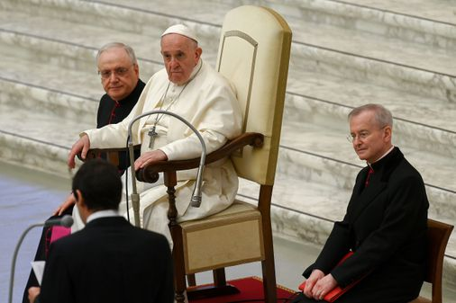 Vatican: OK to Get Virus Vaccines Using Abortion Cell Lines