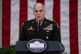 General Apologizes For COVID-19 Vaccine Distribution