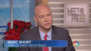 Trump Retaliates Against Pence By Banning VP's Chief of Staff From White House Grounds