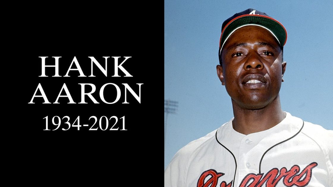 BASEBALL HALL OF FAME LEGEND HANK AARON DIES AT 86