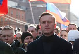 Alexey Navalny Remanded to 30 Days Custody, Asks Supporters to Take to the Streets