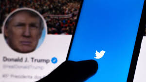 Twitter Locks Trump Out for At Least 12 Hours