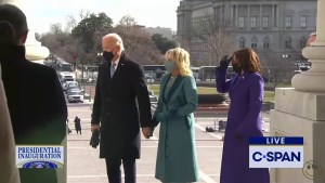 Another wing nut conspiracy theory debunked: President Biden did not repeat 'Salute the Marines'