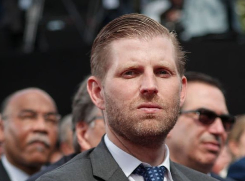 Eric Trump Issues Dire Threat to Republicans Who Won't Join Effort to Overturn Election: 'Their Political Career is Over… They Will Get Primaried'