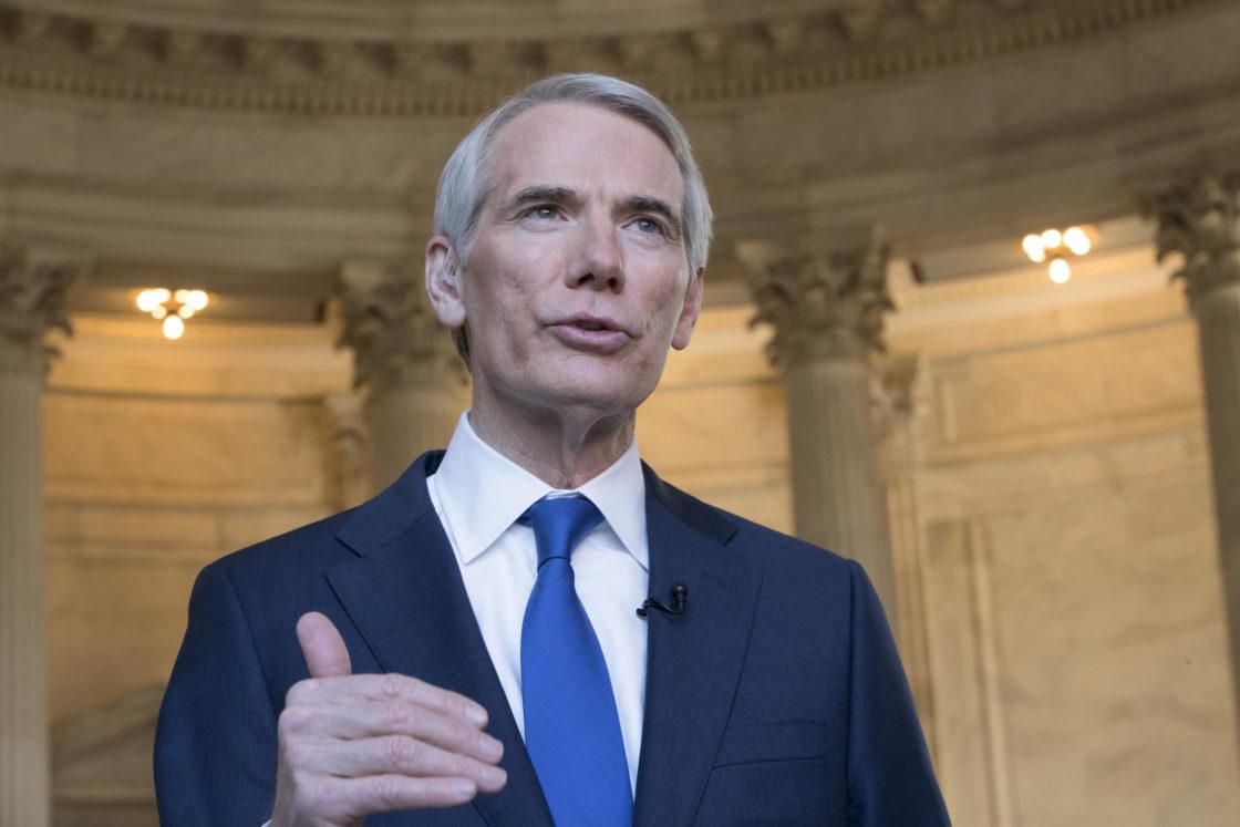 Ohio Senator Rob Portman announces won't seek re-election; cites 'partisan gridlock'