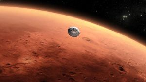 3:30 ET Live Today, The Rover Perseverance, the Red Planet and a Dicey Landing