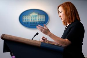 White House Press Briefing with Jen Psaki on Impeachment Trial Tuesday, 12:45 p.m. ET