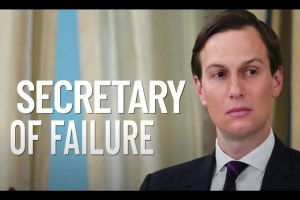 Kakistocrat Kushner for the Nobel?