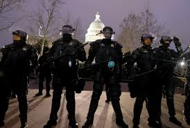 Capitol Police Investigating 35 Officers While Union Calls it a Witch Hunt