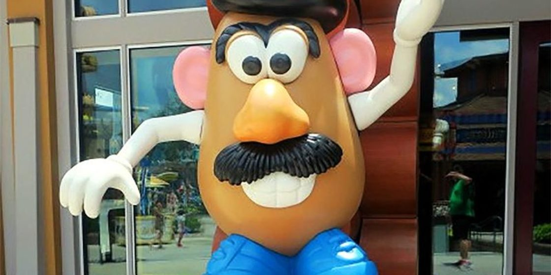 Mr. Potato Head To Be Renamed Gender-Neutral 'Potato Head'
