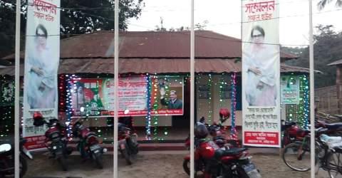 রুহিয়া থানা বিএনপি'র দ্বি-বার্ষিক সম্মেলনের সকল প্রস্তুতি সম্পন্ন