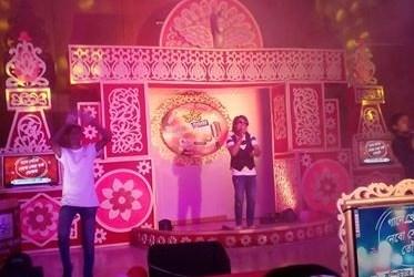 """কমলগঞ্জে উদ্বোধন হলো রিয়েলিটি """"গানে খোঁজে নেবো সেরা কন্ঠ তোমার"""""""