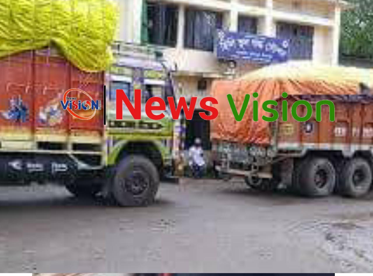শনিবার আসছে ওপার হিলি সীমান্তে আটকে  পড়া ১৫০ ট্রাক পেঁয়াজ