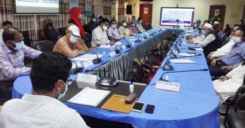 বরিশালে আন্তর্জাতিক তথ্য অধিকার দিবস ২০২০ উদযাপন