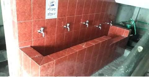 সুন্দরগঞ্জে ২৫৯ টি প্রাথমিক বিদ্যালয়ে হ্যান্ডওয়াশ কর্ণার নির্মাণ
