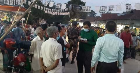মির্জাপুর ইউনিয়নে নির্বাচন আচরণবিধি প্রতিপালন নিশ্চিতে মোবাইল কোর্ট এর অভিযান