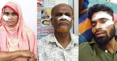 চকরিয়ায় জমি বিরোধে দু'দফা হামলায় ৫জন আহত