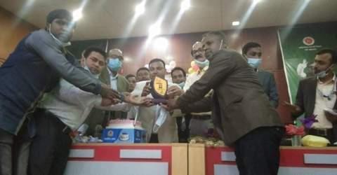 ঠাকুরগাঁও বালিয়াডাঙ্গীতে জয়যাত্রা টেলিভিশনের ২য় বর্ষপূর্তি পালন