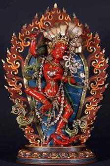 UGRA TARA ist Kali-Version von Tara