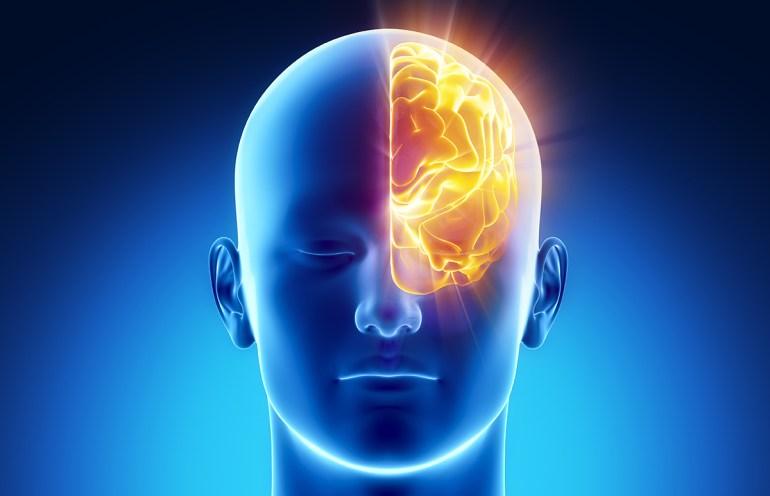 Vivir con medio cerebro y desarrollar conexiones más fuertes