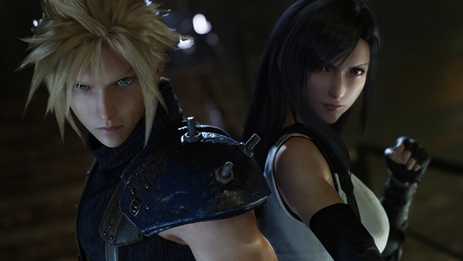 gallery full screen - final fantasy vii remake - square enix - embed 1