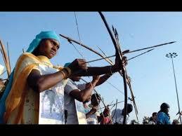 Photo of सिख समाज के कृपाण की तरह तीर-धनुष आदिवासी अस्मिता का प्रतीक, सर्व सुलभ रखने की मान्यता दे सरकार :सीता सोरेन