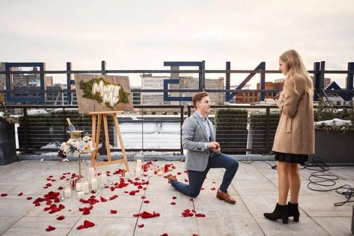 Make Proposing Marriage
