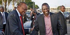 Kenyatta and deputy