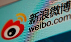 David Cameron has joined Weibo, the Chinese microblogging site, ahead of his China trip. Photograph: Bloomberg/Bloomberg via Getty Images