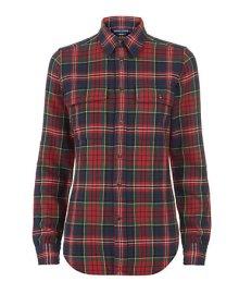 plaid shirt by ralph lauren
