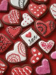 home made heart shaped cookies4