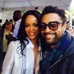 shaggy and rih